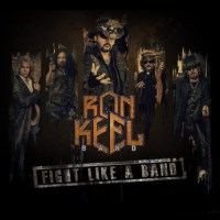 [Ron Keel Band Fight Like a Band Album Cover]