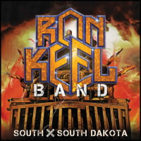 [Ron Keel Band South X South Dakota Album Cover]