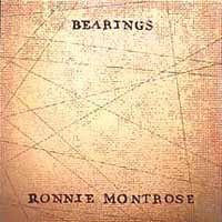 [Ronnie Montrose Bearings Album Cover]
