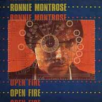 [Ronnie Montrose Open Fire Album Cover]