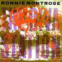 [Ronnie Montrose The Diva Station Album Cover]