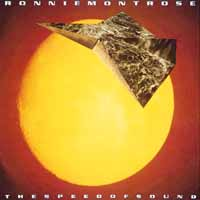 [Ronnie Montrose The Speed of Sound Album Cover]