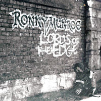 [Ronny Munroe Lords Of The Edge Album Cover]