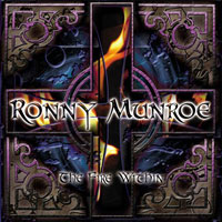[Ronny Munroe The Fire Within Album Cover]