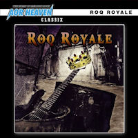 [Roq Royale Roq Royale Album Cover]