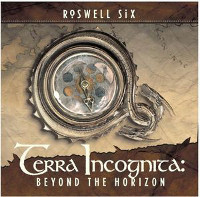 [Roswell Six Terra Incognita: Beyond the Horizon Album Cover]