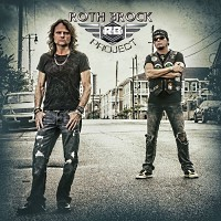[Roth Brock Project Roth Brock Project Album Cover]