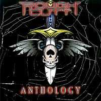 [Rough Cutt Anthology Album Cover]