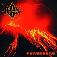 [Rox Diamond Powerdrive Album Cover]