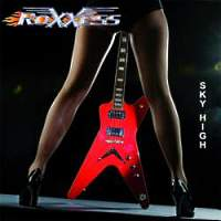 Roxxess Sky High Album Cover