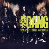 [Roxx Gang Thing's You've Never Done Before Album Cover]