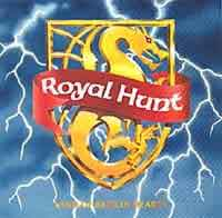 [Royal Hunt Land of Broken Hearts Album Cover]