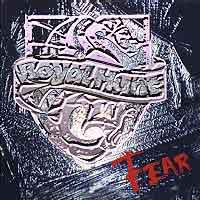 Royal Hunt Fear Album Cover