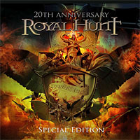 [Royal Hunt 20th Anniversary Special Edition Box Album Cover]