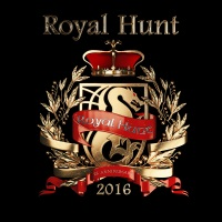 Royal Hunt 2016 Live Album Cover