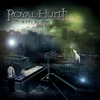 [Royal Hunt A Life to Die For Album Cover]
