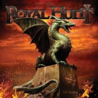 [Royal Hunt Cast in Stone Album Cover]