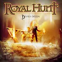 [Royal Hunt Devil's Dozen Album Cover]