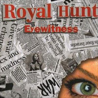[Royal Hunt Eye Witness Album Cover]