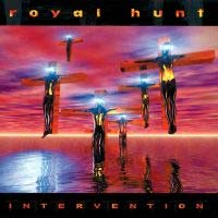 Royal Hunt Intervention Album Cover