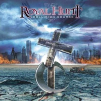 [Royal Hunt Paradox II: Collision Course Album Cover]
