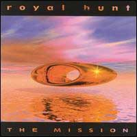 [Royal Hunt The Mission Album Cover]