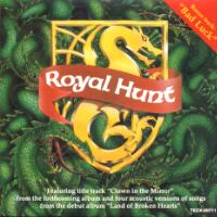 [Royal Hunt The Maxi-Single Album Cover]