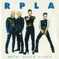 [R P L A Metal Queen Hijack Album Cover]