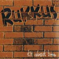 Rukkus It's About Time Album Cover