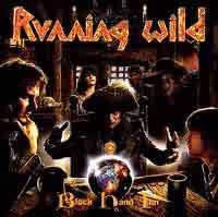 [Running Wild Black Hand Inn Album Cover]