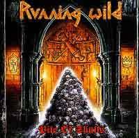 [Running Wild Pile of Skulls Album Cover]