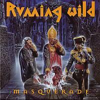 [Running Wild Masquerade Album Cover]