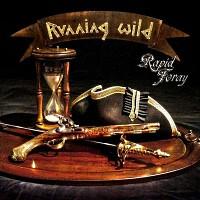 [Running Wild Rapid Foray Album Cover]