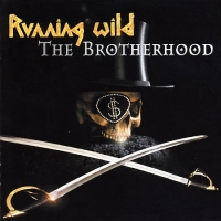 Running Wild The Brotherhood Album Cover