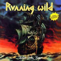 [Running Wild Under Jolly Roger Album Cover]