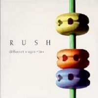 [Rush Different Stages Album Cover]