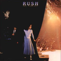 [Rush Exit...Stage Left Album Cover]