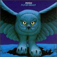 [Rush Fly By Night Album Cover]
