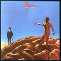 [Rush Hemispheres Album Cover]