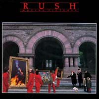 [Rush Moving Pictures Album Cover]