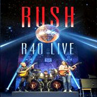 [Rush R40 Live Album Cover]
