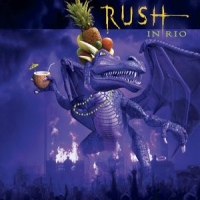 [Rush Rush In Rio Album Cover]