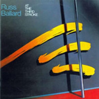 [Russ Ballard At The Third Stroke Album Cover]