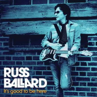 [Russ Ballard It's Good to Be Here Album Cover]