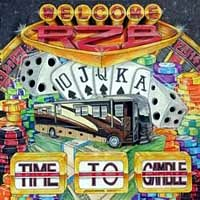 Randall Zwarte Band Time To Gamble Album Cover