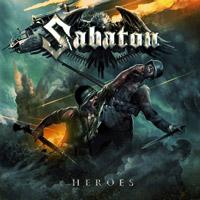 [Sabaton Heroes Album Cover]