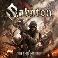 [Sabaton The Last Stand Album Cover]