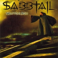 [Sabbtail Nightchurch Album Cover]
