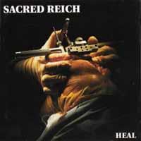 [Sacred Reich Heal Album Cover]
