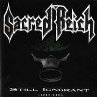 [Sacred Reich Still Ignorant (1987-1997) Live Album Cover]